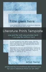 Icey LitTemplate by PrintsForLit