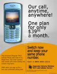 Cell Phone Advertisement by SuperstarUniverseLLC