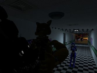 Furball Fighting Scorched Scraptrap TNALAB by Beastthedog15