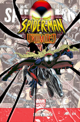 Spider-Man Unlimited #1 by AuraHero7 by SpiderTrekfan616