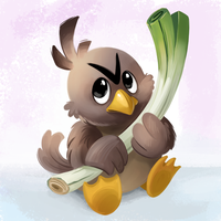 083 - Farfetch'd by TsaoShin