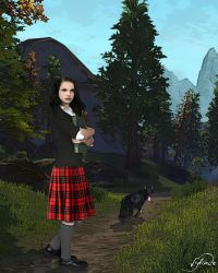A path by Sylinde