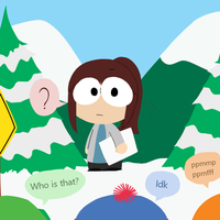 Me (irl) in South Park by LilBawnBawn