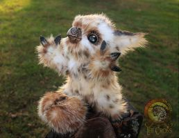Sold, Poseable Baby Griffin! by Wood-Splitter-Lee
