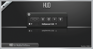 Hud for Firefox 2 by Danilux