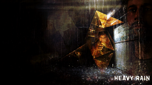 Heavy Rain Wallpaper by raeuk666