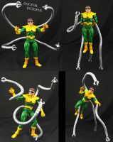 Custom Marvel Universe Doctor Octopus by Jin-Saotome