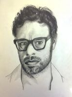 Jemaine Clement by Miltage