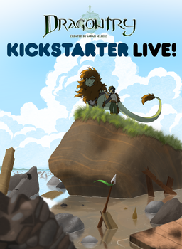 Dragontry Issue 1 Kickstarter! by DragonwolfRooke