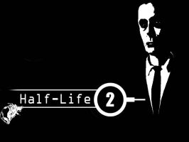 Half Life 2 Scarface by Xendraken