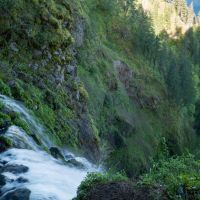 Multnomah Falls by the3dman