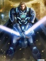 Galaxy Knight by Concept-Art-House