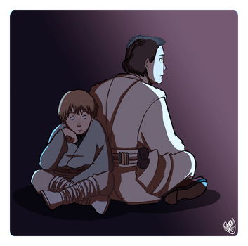 SW - When We Were Young by Renny08