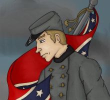 Civil War - For Honor by valerie-circa-1776