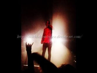 Motionless in White - Asheville NC by SuicidalxEmbrace