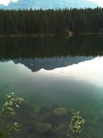A Glassy Lake by UItimate