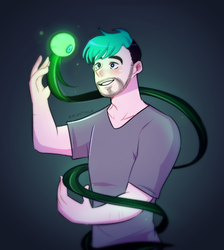 Jack + Septiceye Sam by Milk-Addicc