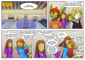 Twin Dragons page 88: Hiring by TheNekoboi