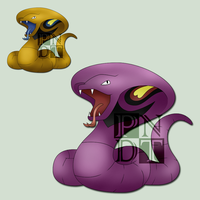 Pokemon ARBOK
