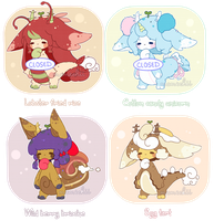 Hopkins Set Price adopts [2/4 OPEN] by mameshii