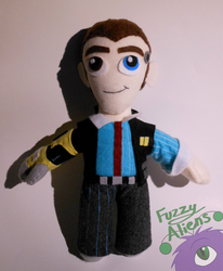 Rhys from Tales from the Borderlands by FuzzyAliens