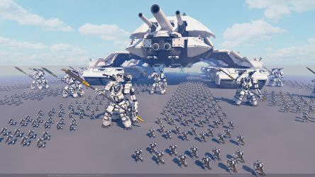 Tsviet military Formation March by Avitus12