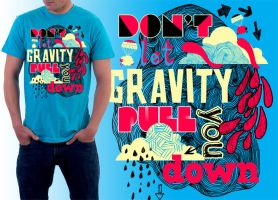 Dont Let Gravity Pull You Down by resurrect97