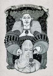 Paulina (The Winter's Tale) by Sceith-A