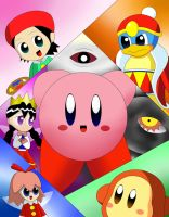 Kirby 64, The Crystal Shards by MegaBuster182