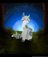 Jayfeather .:Warriors:. by liracal