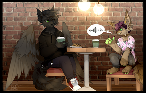 Coffee For Two by BlockGEM