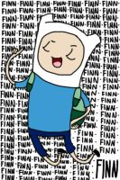 It's Finn yo by AdventureTime1Fan