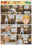 TragiComic - L'ultime combat Page 1 sur 3 by EponymusInFrench