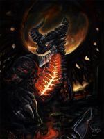 Deathwing by Amandia