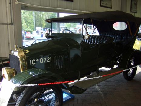 1918 d-type army staff car by Sceptre63