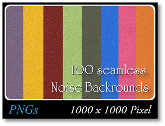 100 seamless Noise Backrounds by thobar