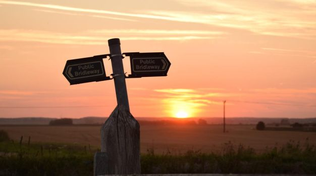 Lincolnshire Sunset by TomRolfe
