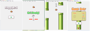Flapy Bird WSH script by thanhdat1710