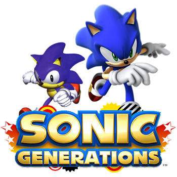 Sonic-Generations by darkdreammare