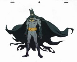 Batman by ChaseConley
