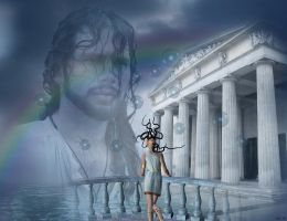 The dream of Poseidon by Hera-of-Stockholm
