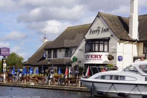 The Ferry Inn by Lunapic