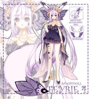 [CLOSED] FEYRIE 4 Adoptable - Closed species by SawaiiDoll