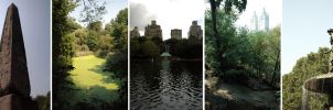 Central Park NYC by JonBeanHastings
