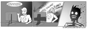 Politics, am I right? by Gx3RComics
