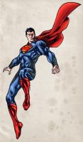 Man of steel by dichiara