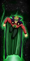 Green Lantern Alan Scott by ZlayerOne
