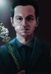 Moriarty by RobinPenson