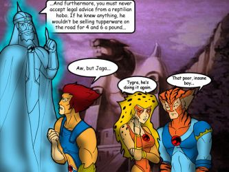 Thundercats- See Jaga? by What-the-Gaff