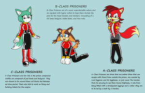 Egg Prisoners Types by metalzaki